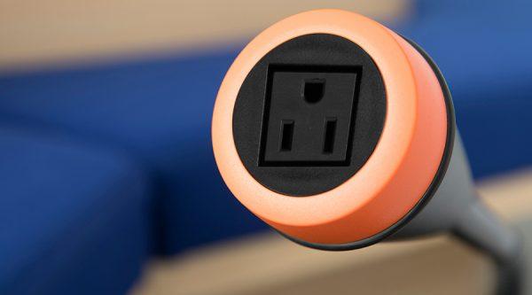 nema power unit, stylish nema power, stylish relocatable power to go anywhere, corded stylish power. unit, plug and play power