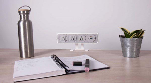 on surface power unit, nema power unit with usb power charging