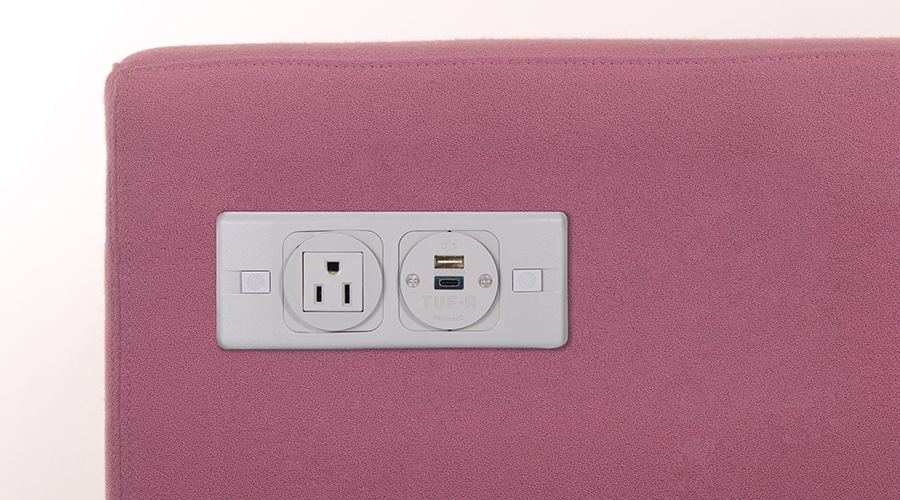 Puma   In Surface Power & TUF-R USB Charging Solution