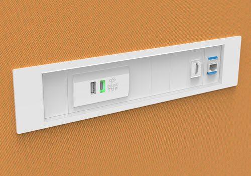 QikFRAME-QF15-TUF-HP-HDMI-RJ45-White-1